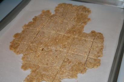 Daring Bakers - Crackers