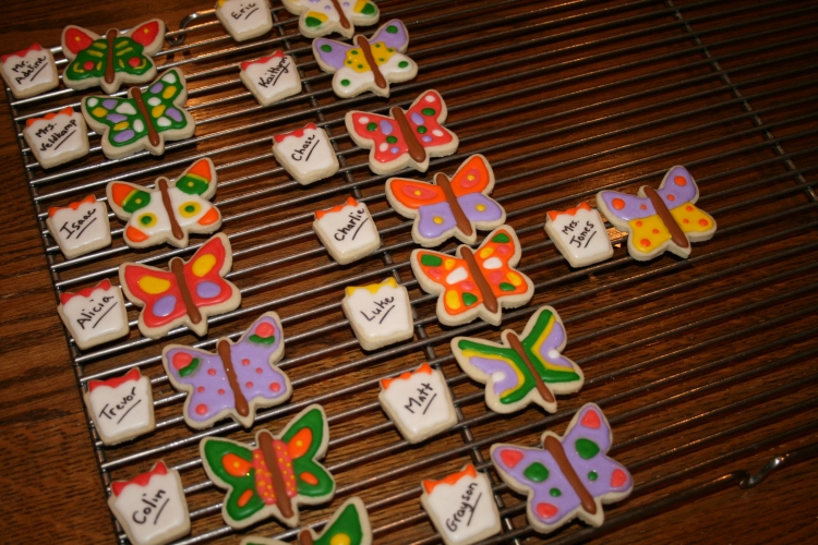 Butterflies & Presents Cooling