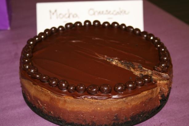 Mocha Cheesecake