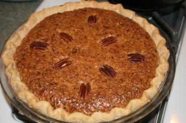 Baked Pecan Pie